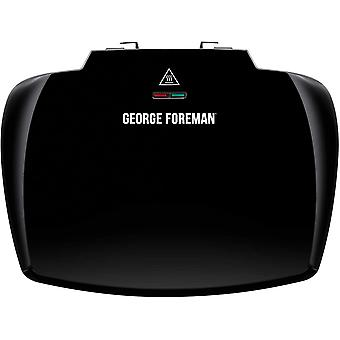 George Foreman Large Grill 23440, Black