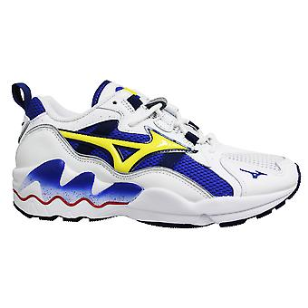 Mizuno Sport Style Wave Rider 1 OG Low Lace Up Mens Running Trainers D1GA182527