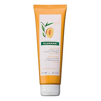 Klorane Leave-In Cream With Mango Butter 125ml - Dry Hair