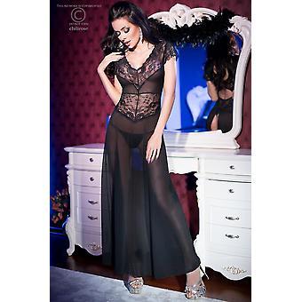 Robe CR4167 schwarz Größe: XL