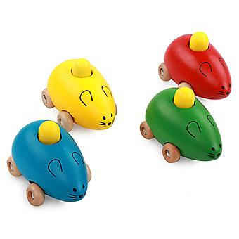 Little mouse talking toy car