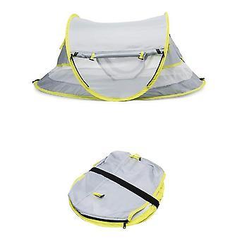 Strand draagbare pop-up tent, met muskietennet