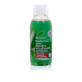 Dr. Ekologisk Aloe Vera Enjuague Bucal 500 ml Unisex