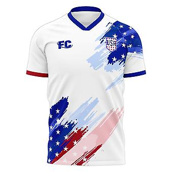 USA 2020-2021 Home Concept Kit (Fans Culture)