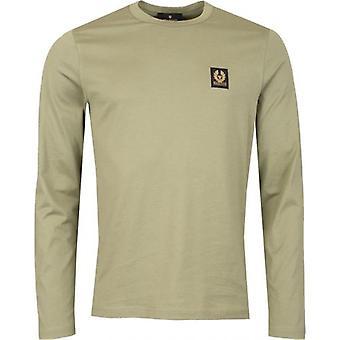 Belstaff Phoenix Long Sleeved Logo T-Shirt