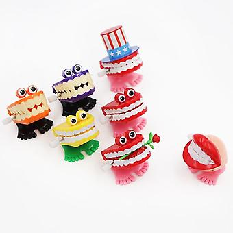 Dental Jump Teeth Tooth Shape Model High Quality Creative Toy For Dentist