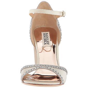 Badgley Mischka mulher Kelly heeled sandália