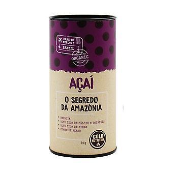 Açai powder 70 g of powder