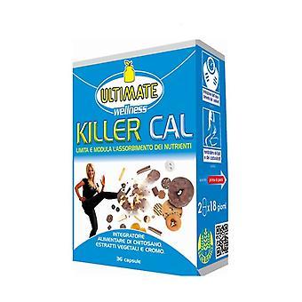 Killer Cal 36 capsules