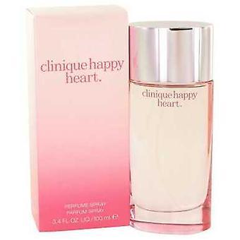 Happy Heart By Clinique Eau De Parfum Spray 3.4 Oz (women) V728-412575