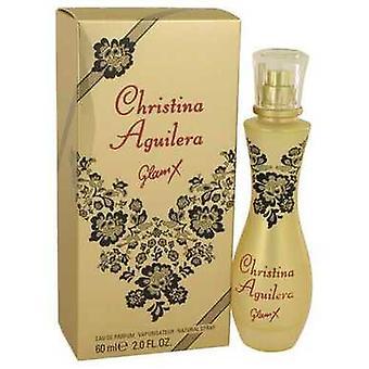 Glam X By Christina Aguilera Eau De Parfum Spray 1 Oz (women) V728-554060