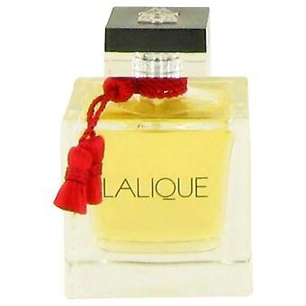Lalique Le Parfum Eau De Parfum Spray (testaaja) Lalique 3,3 oz Eau De Parfum Spray