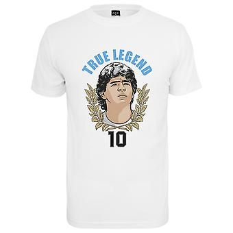 Mister Tee Graphic Shirt - LEGEND 10 White