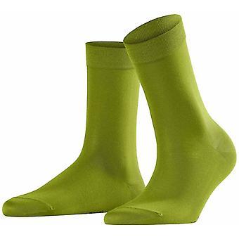 Falke Cotton Touch Socks - Bamboo Green