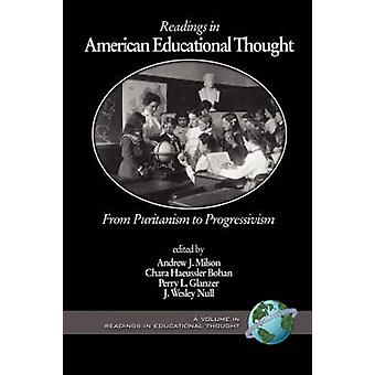 Readings In American Educational Thought - 9781593112530 Book