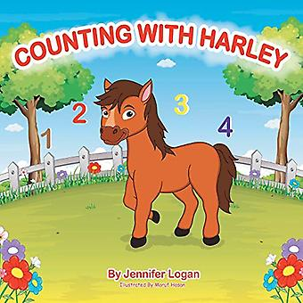 Counting with Harley by Jennifer Logan - 9781796006490 Book