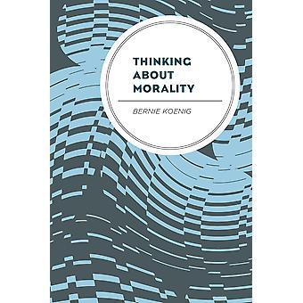 Pensare alla moralità