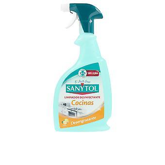 Sanytol Sanytol Limpiador Desinfectante Desengrasante Cocinas 750 Ml Unisex