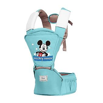 Disney Multifunctional Front Stool Baby Carrier Strap Ergonomic Backpack