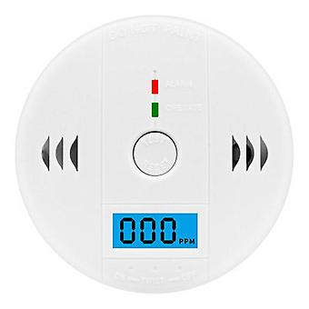 Monoxide Detector Alarm Co Gas Warning Sensor