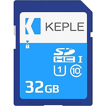 Wokex 32GB SD Speicherkarte High Speed SD Speicher Karte Kompatibel mit Sony Cybershot DSC-W690,