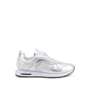 Bikkembergs - Shoes - Sneakers - HARMONIE-B4BKW0041-040 - Women - Silver - EU 41