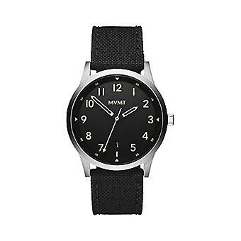 Reloj analógico MVMT Cuarzo masculino con correa de lona 28000013-D