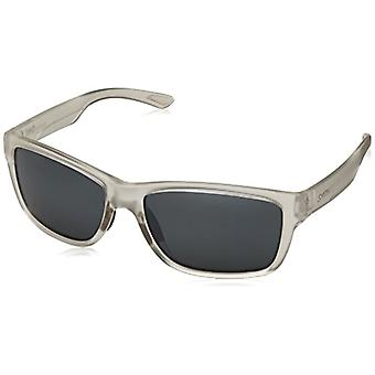 SMITH Harbour T4 900 58 Sunglasses, Transparent (Crystal/Black FL), Men's
