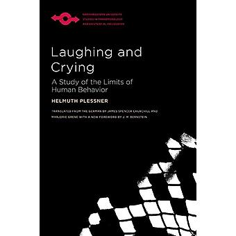 Laughing and Crying by Helmuth Plessner