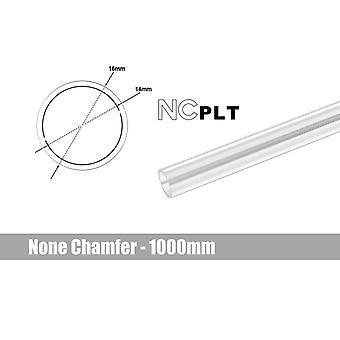 Bitspower Žiadne Skosenie PETG Link Tube OD 16mm - 1m