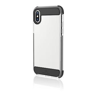 "Black Rock ""Air Robust Ultra"" Fodral för Apple iPhone XS, Perfekt skydd, Slim Design, Polykarbonat, Polyuretan termoplastisk (PUT)) Svart"