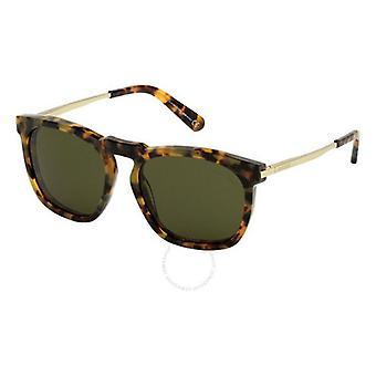 Unisex Sunglasses Roberto Cavalli RC1134-5553N Green Havana (ø 55 mm)