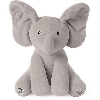 Bambino armato animato Flappy Il peluche elefante