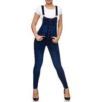 Women's Jeans Dungarees Skinny Boyfriend Bib Hip Jeans Pants Jumpsuit Overall