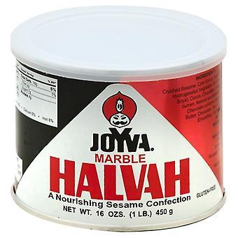 Joyva Halvah Latta Marmo, Cassa da 6 X 16 Oz