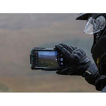 Samsung galaxy note kova vedenpitävä kotelo turvallinen moottoripyörän kiinnitys