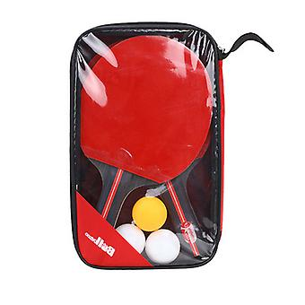 Ping Pong Paddle Set Table Tennis Rackets Beach Suit Ping Pong Racket