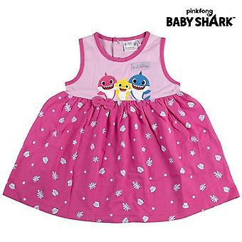 Mekko Vauvan hai Vaaleanpunainen