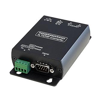 Rs232 Rs485 Rs422 To Tcp Ip Bi Directional Converter