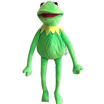 Frog Puppet, The Muppets Show Frog Plush Toy