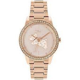 Radley Ry4556 Gold Dial Metal Bracelet Ladies Watch