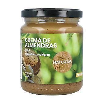 Økologisk ristet mandelcreme 250 g