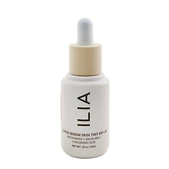 ILIA Super Serum Skin Tint SPF 40 - # ST1 Rendezvous (Extra Light With Cool Undertones) 30ml/1oz