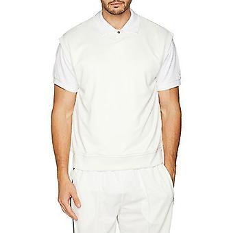 Gunn & Moore GM kriketové oblečenie Teknik Slipover sveter plain fleece pletené
