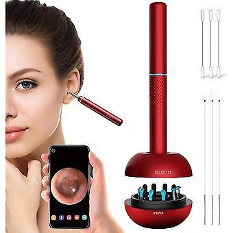 M9 Pro Outil d'enlèvement de cire d'oreille intelligente oreille visuelle Otoscope sans fil caméra d'oreille nettoyant pour les oreilles