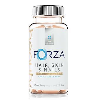 FORZA Hair Skin Nails 90 Capsules