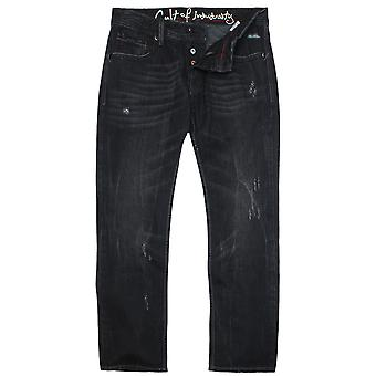 Cult of Individuality Hagen Straight Leg Jeans Iron
