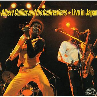 Albert Collins - Live en importation USA Japon [CD]