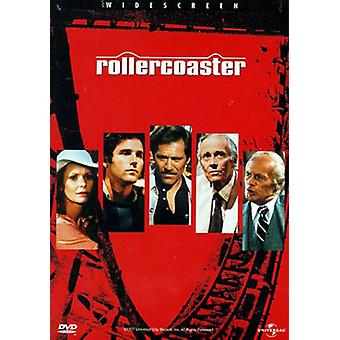 Rollercoaster [DVD] USA import