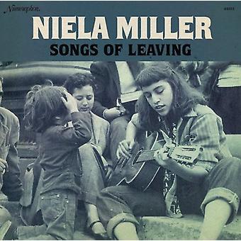 Niela Miller - Songs of Leaving [Vinyl] USA import